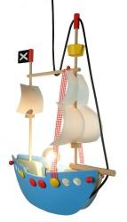 Lámparas para niños Barco Velero