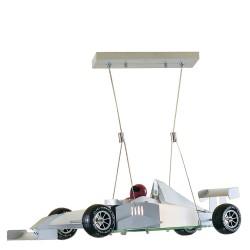 Lámparas para niños infantil coche de carreras