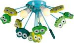 Lámparas para niños con ranas
