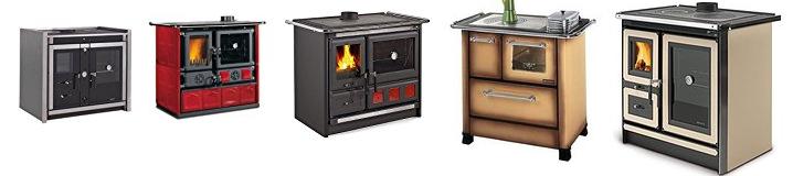 Estufas de leña y cocinas de leña